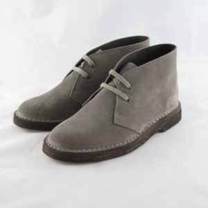Coraf Clarks Taupe Suede
