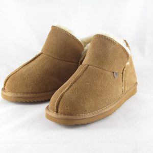 Warmbat Willow Pantoffel Cognac