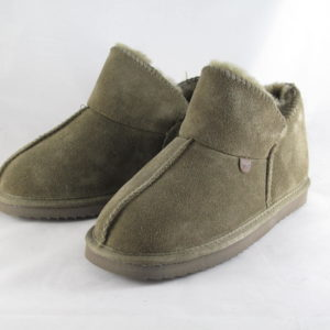 Warmbat Willow Pantoffel Moss