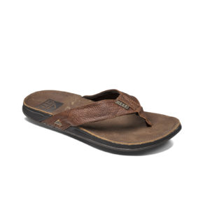 Reef Heren Slipper J-Bay Camel