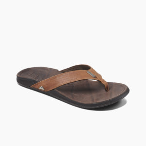 Reef Heren Slipper J-Bay Cognac