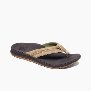 Reef Slipper Ortho Bounce Coast Bruin