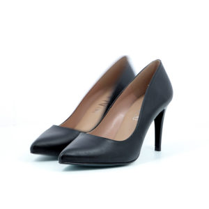 Giulia 8 Pumps Leatherlook Zwart