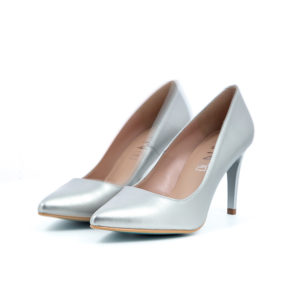 Giulia 8 Pumps Zilver