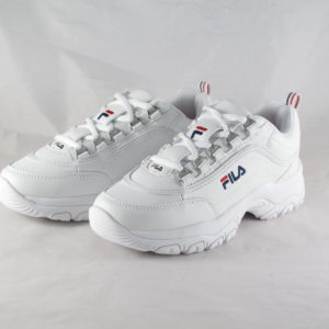 Fila Dames Strada Low Sneaker Wit