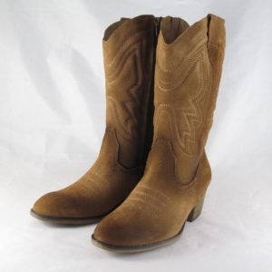 Shoecolate 8101812001 Western Cognac
