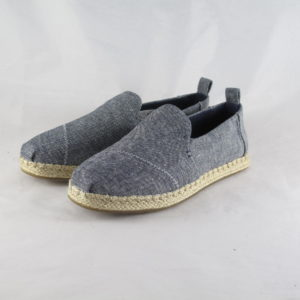 Toms Dames Deconstructed 10013365 Chambray Navy