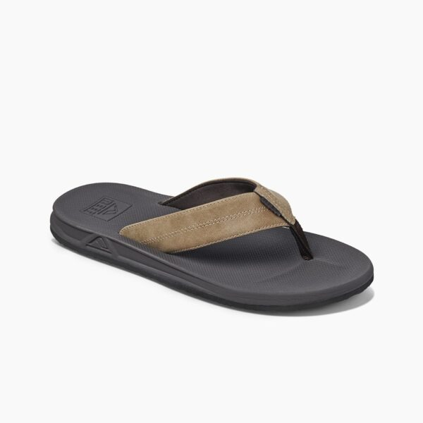 Reef Herenslipper Element Taupe