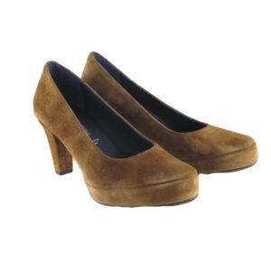 Dorking by Fluchos Pump D5794 Cognac