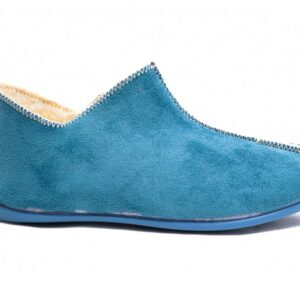 Q Fit Homeshoes Madrid Pantoffel Turquoise