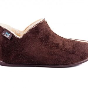 Q Fit Homeshoes Madrid Pantoffel Bruin